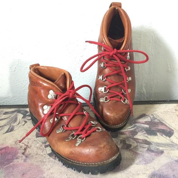 24bbabfb465 vintage Danner hiking boots men's size 8 Portland